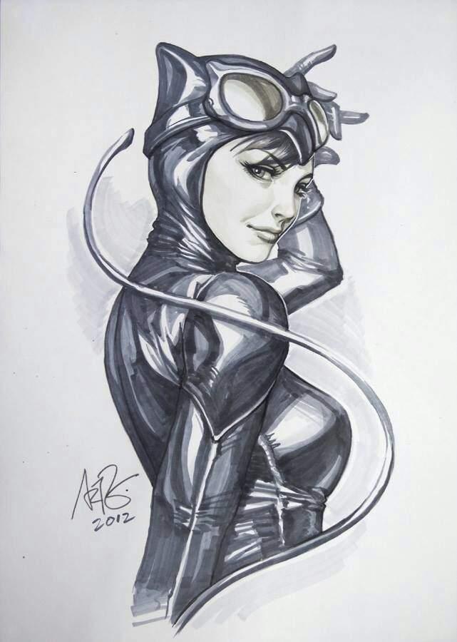 Dibujos superheroina Dc comics   •Cómics• Amino