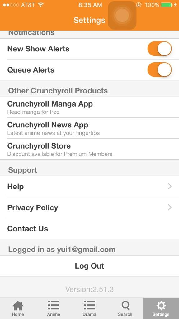 crunchyroll premium account free