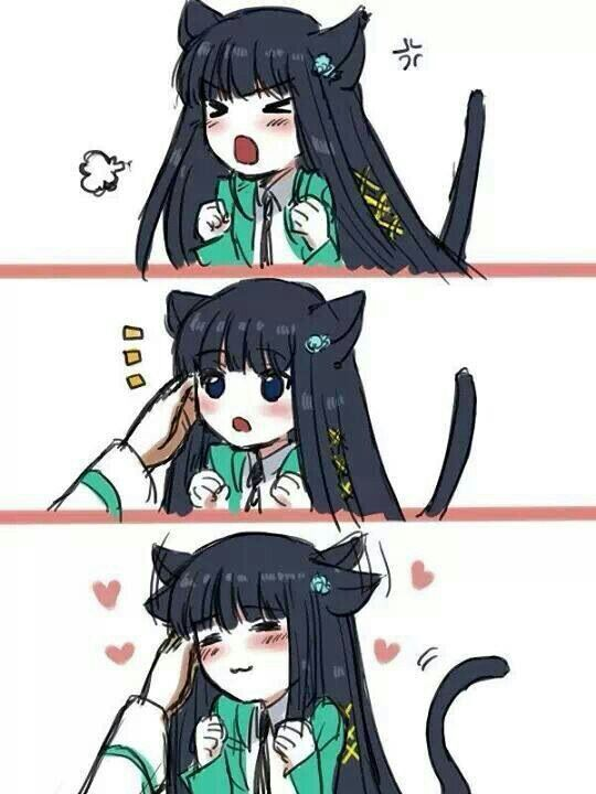 pet me please anime amino