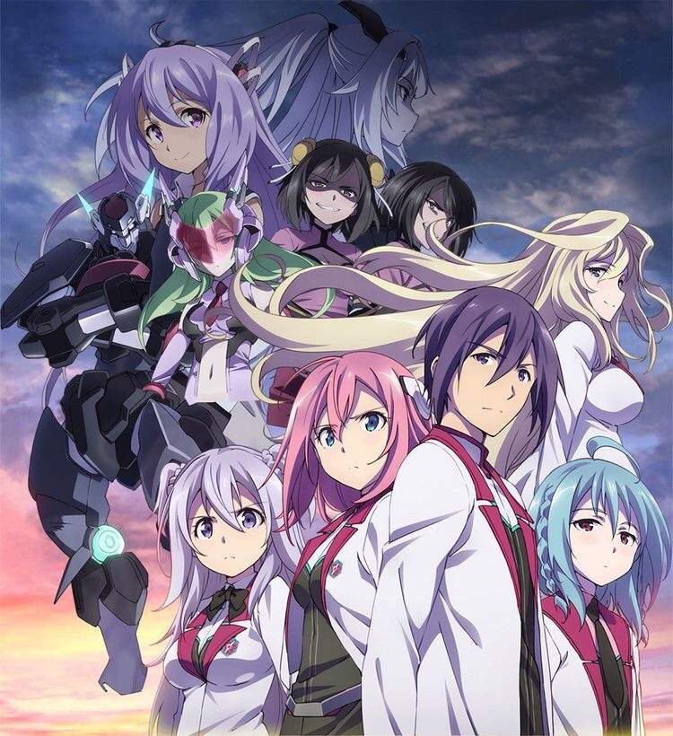 What If It Was Good 1 The Asterisk War  Anime Amino-9823