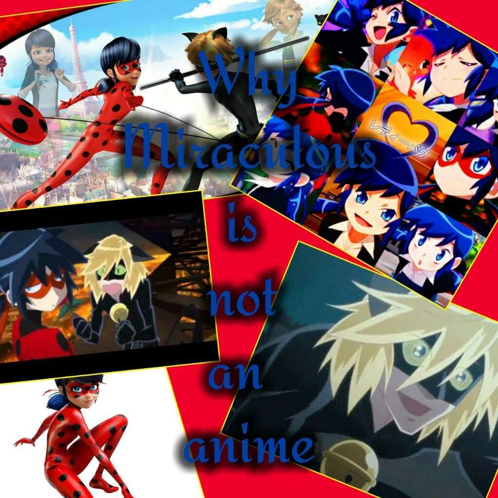 Dibujos De Ladybug Y Cat Noir Anime