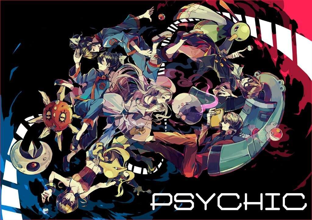 Top 10 Favorite Psychic Type Pokemon Pokemon Amino