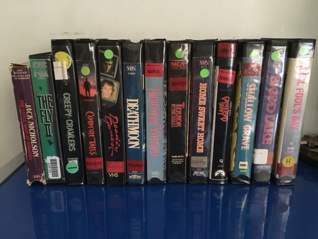 more vhs tapes horror amino