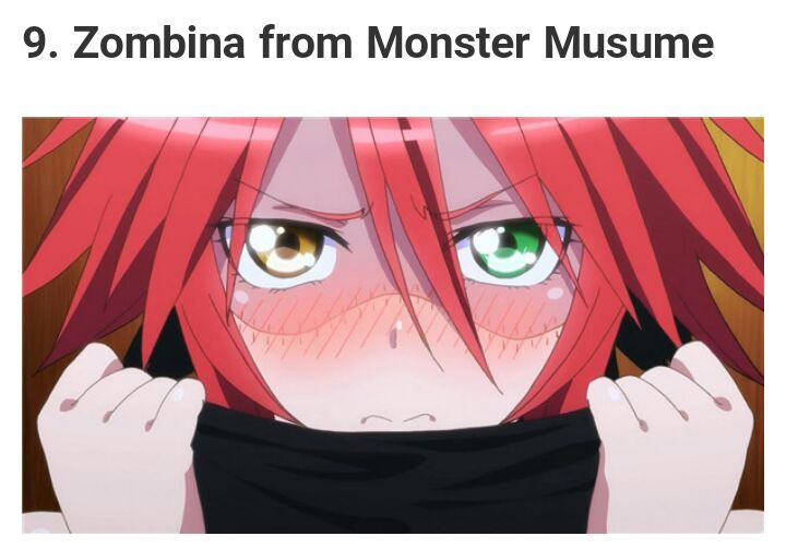 Top 10 Anime Characters With Two Different Color Eyes Anime Amino