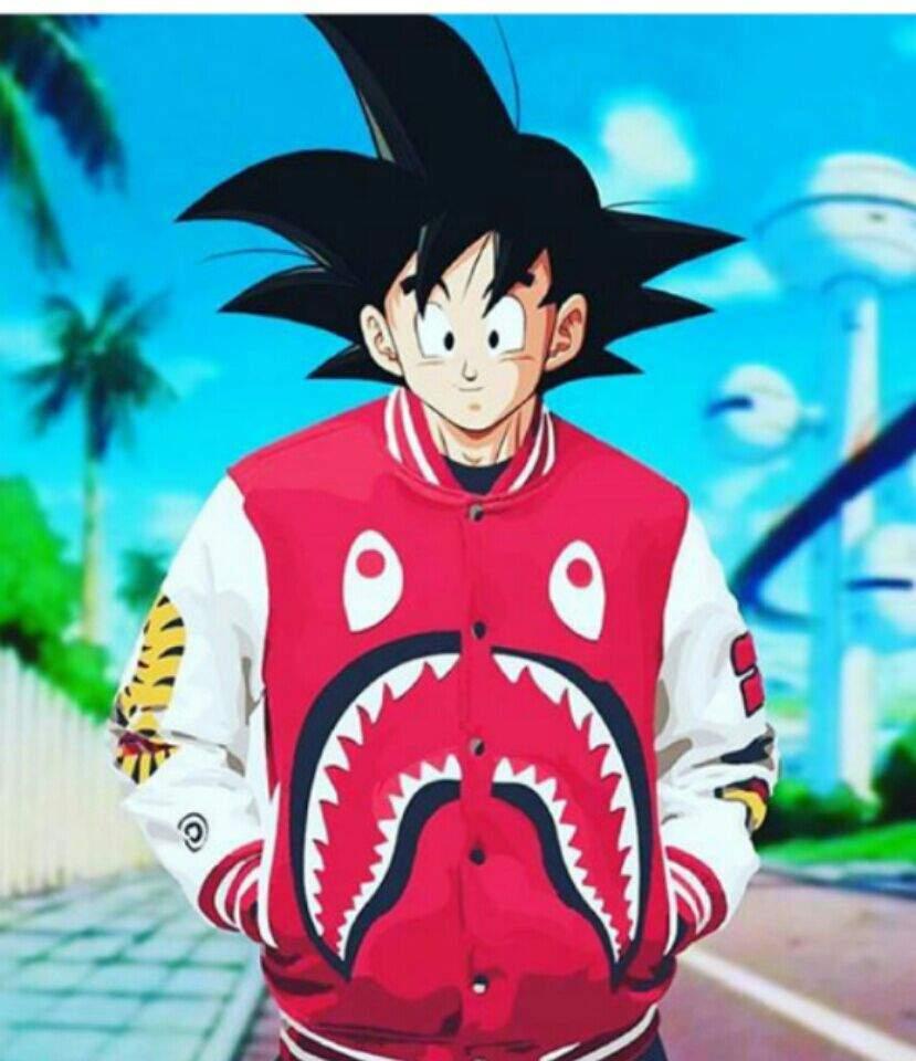 811035291527 Bape x Anime
