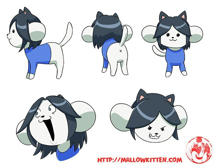 how to get to temmie village
