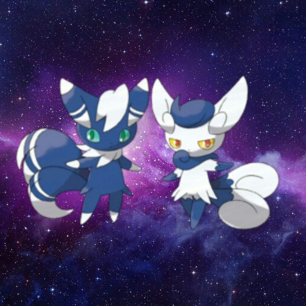 Sexually dimorphic pokemon