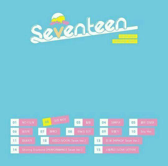 🌻SEVENTEEN Drops Tracklist For Repackaged Album!!🌻 | K-Pop