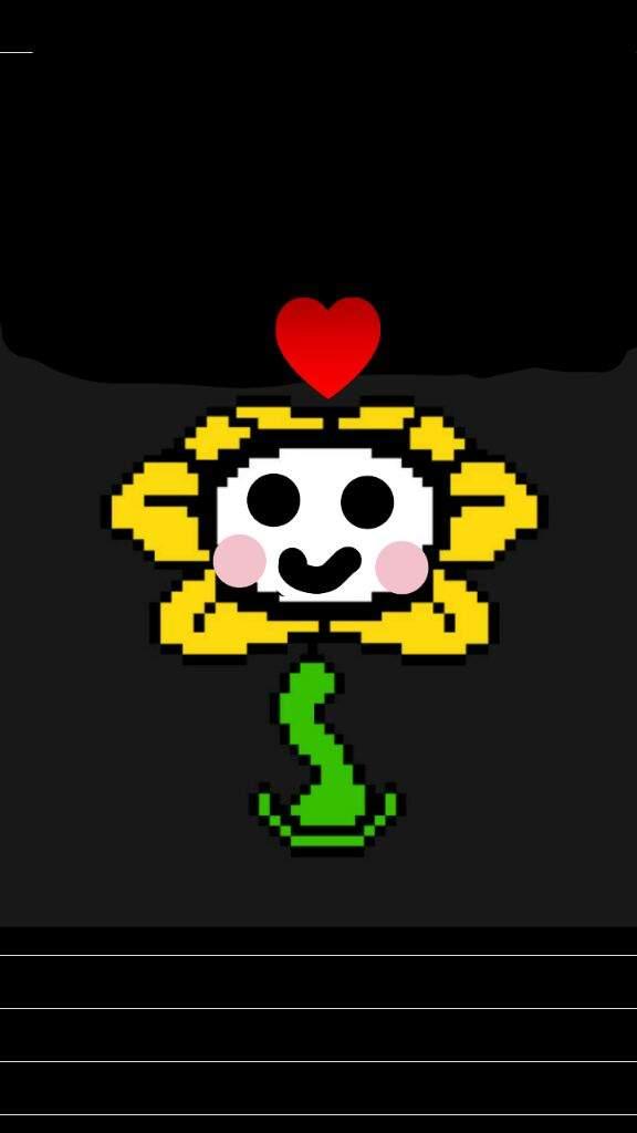 Flowey Emoji Undertale Amino