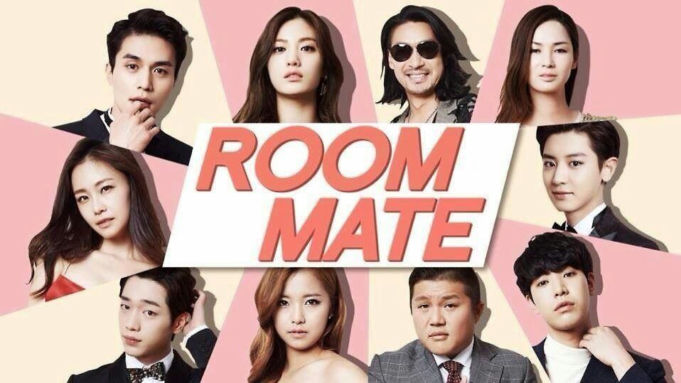 Korean reality shows like roommate