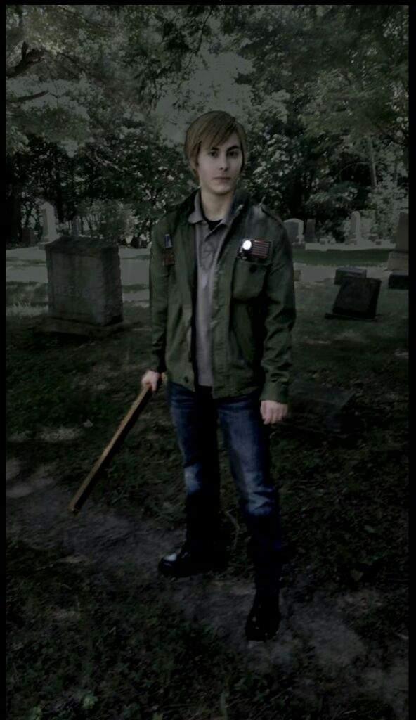 James Sunderland Silent Hill 2 Cosplay Amino