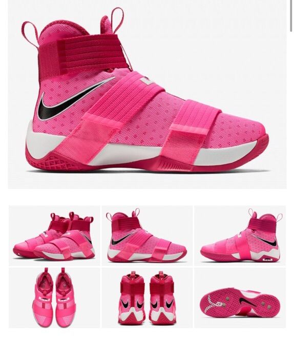 7ca022f2cd47 Nike Lebron Zoom Soldier 10 Kay Yow-Release Date