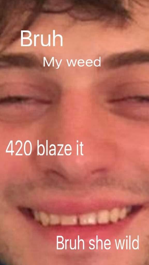 bruh my weed virtual space amino