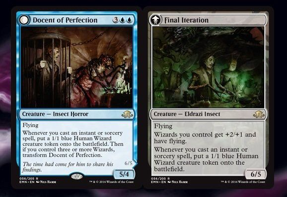 Draft analysis [Docent of Perfection] | MTG Amino