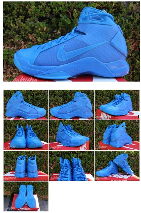low priced 60a8f 0c287 Nike Hyperdunk 2008 Photo Blue   Sneakerheads Amino