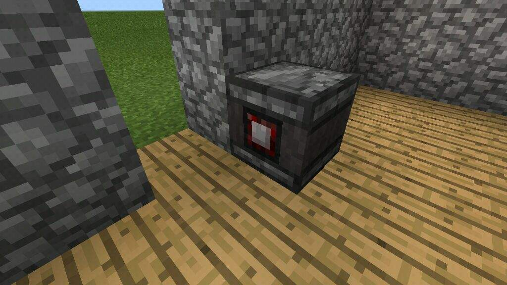 Door Trap using the Observer  | Minecraft Amino