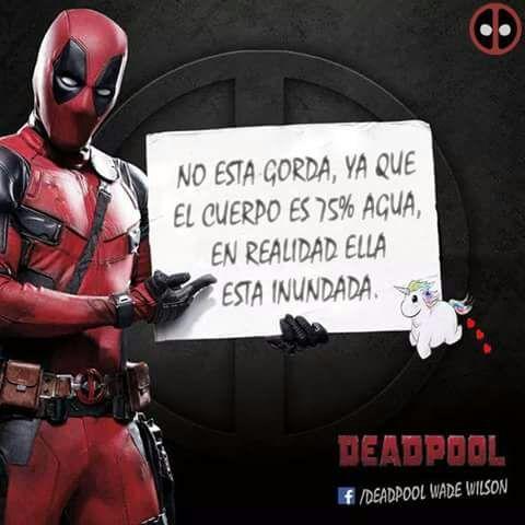 """Frases De Deadpool Comics Amino Supranumit """"mercenarul cu gură mare, deadpool (ryan reynolds) obține, în urma unui experiment militar care dorea să redea abilitatea de regenerare rapidă a lui wolverine. frases de deadpool comics amino"""