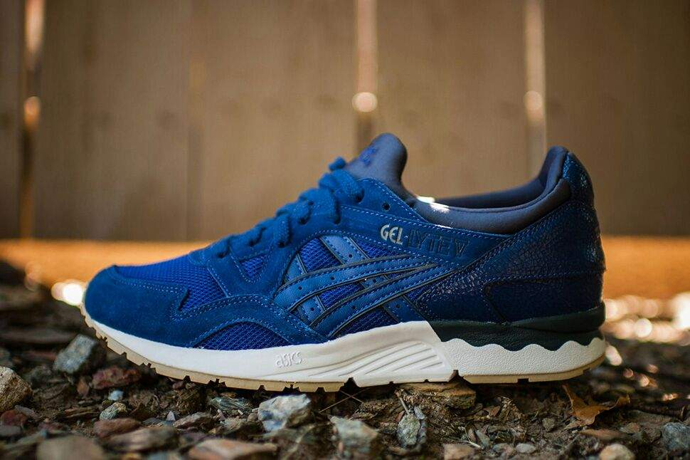 outlet store sale 1c26a 9cb23 Gel Lyte V Blue Print | Sneakerheads Amino