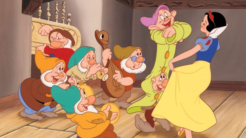 Did You Know Snow White And The Seven Dwarfs 1937 Disney Amino