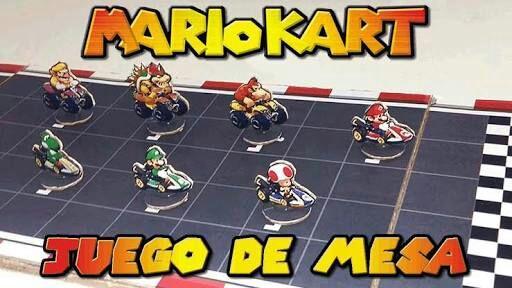 Sorteo Juego De Mesa De Mario Kart Anime Amino