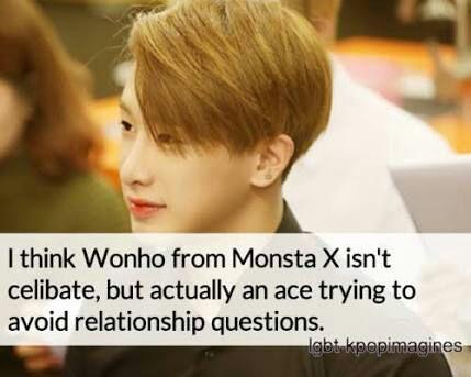 dating wonho would be like