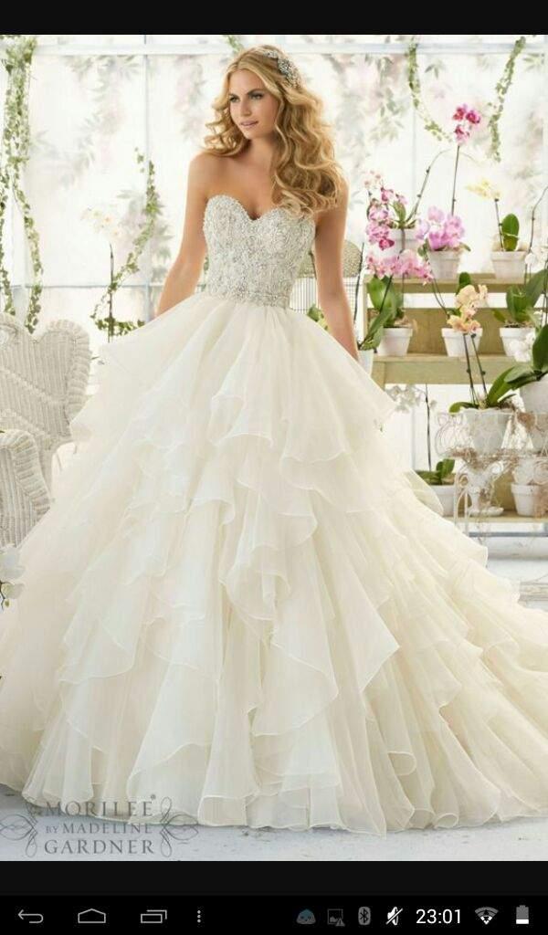 Greyia Wedding Dress Harry Potter Weddings