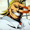 All Might's Avatar