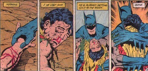 death in the family comic book joker arabic ile ilgili görsel sonucu