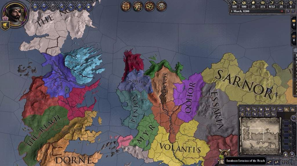 Crusader Kings 2 Agot Mod | Thrones Amino
