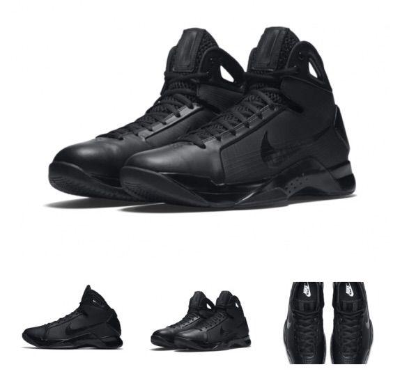 on sale edb4f 28ce6 nike hyperdunk 2008 black