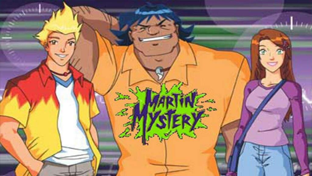 Martin Mystery Cartoon Highlight Cartoon Amino