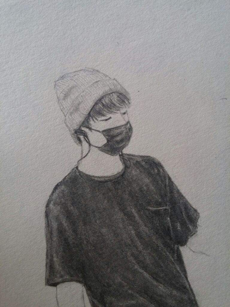 Jungkook Bts Drawings: Jungkook Style Drawing