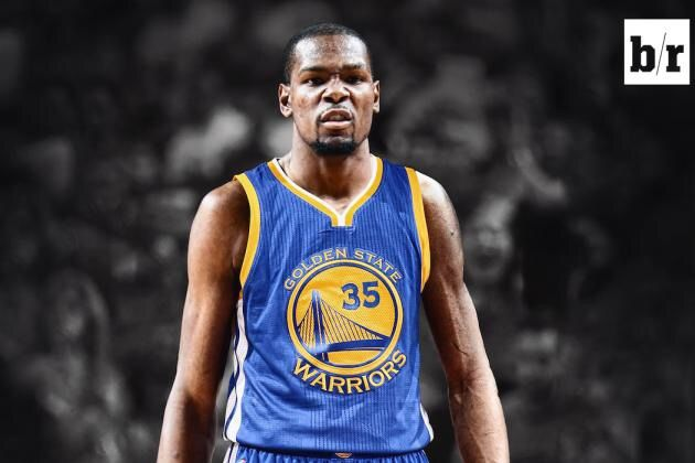When did durant join the warriors