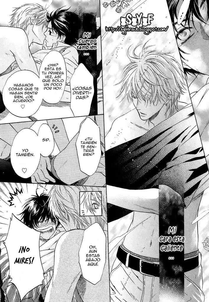 Read super lovers manga