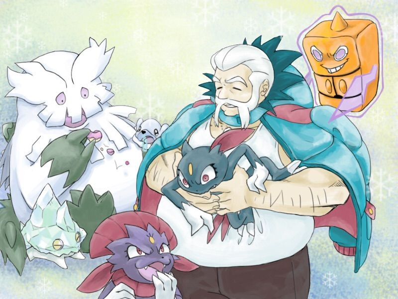 Top 5 favorite ice type pokemon pokmon amino brrrrr hows it going pokefam wooooper here with ano another top 5 i is it cold in here or is it just me ice type pokemon really know how to chill down sciox Choice Image
