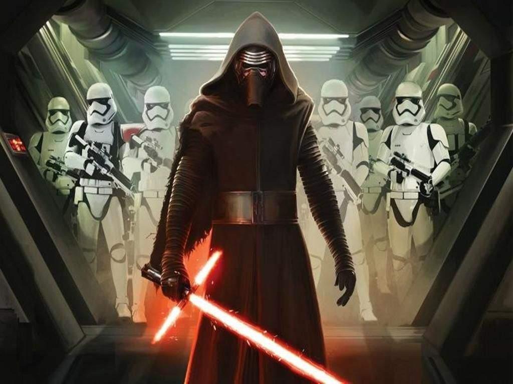 Kylo Ren Vs Luke Skywalker Star Wars Amino