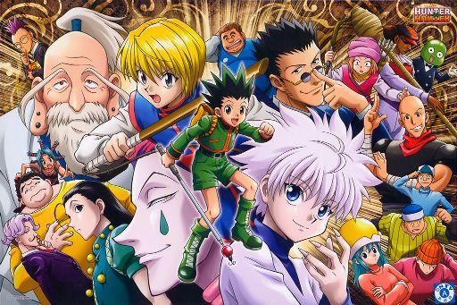 Best Anime Endings Tournament - Hunter x Hunter ED 2 VS