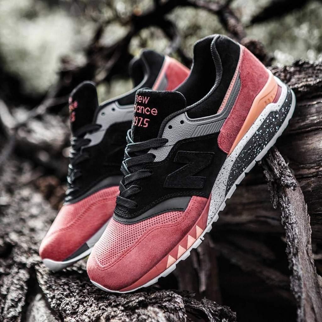 new product 272ca f73d9 New Balance x Sneakerfreaker 997.5 'Tassie Tiger ...