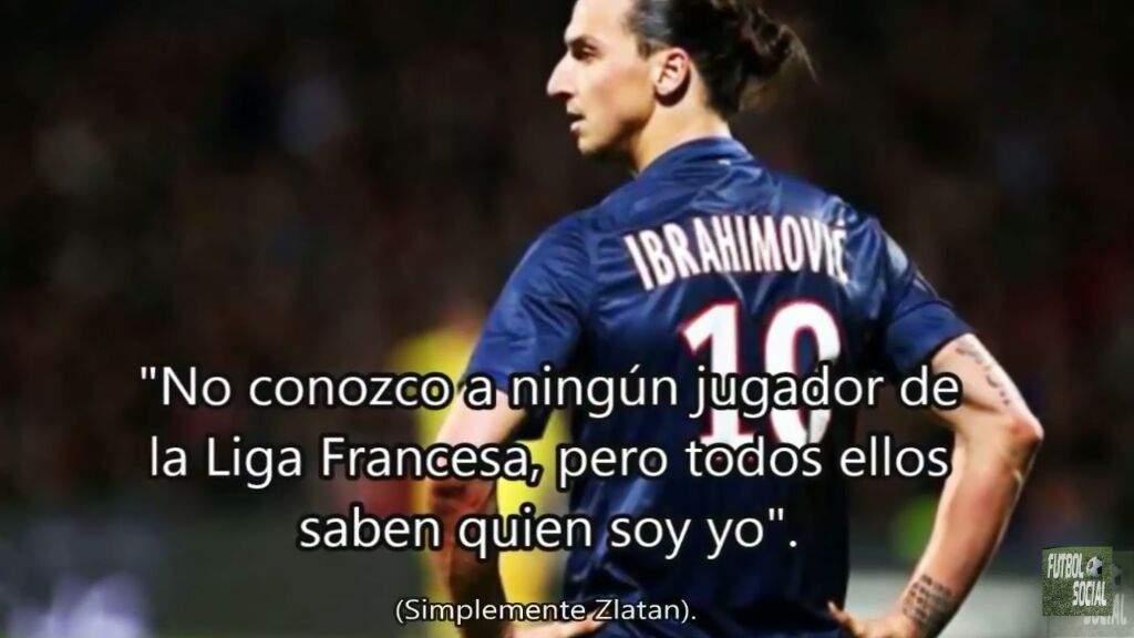 Zlatan Ibrahimovic Y Sus Frases Mas Polémicas Fútbol Amino
