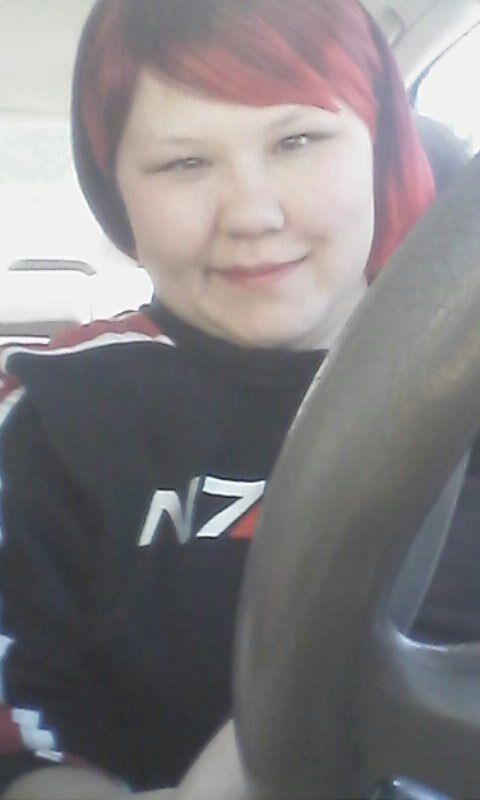 Shepard Driving The Mako Cosplay Amino