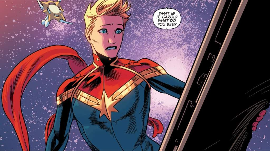 captain marvel powers