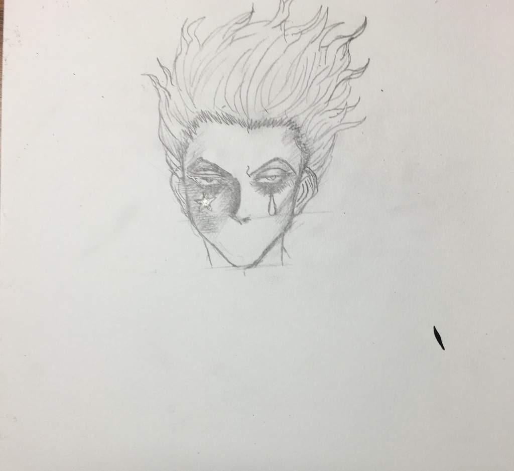 Hunter X Hunter Hisoka Drawing Anime Amino