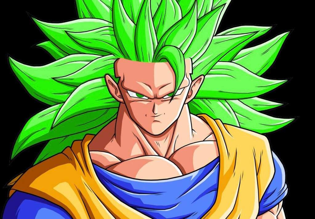 Dragon Ball Z Goku Super Sayayin Fase Dios