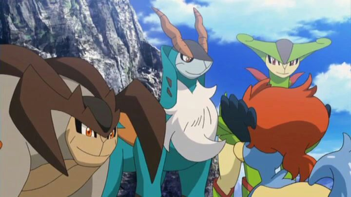 Who is the best in all of the swords of Justice   Pokémon ...