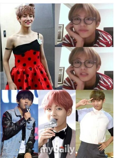 Kpop Idols That Pushing The Boundaries Of Gender With Androgynous Charm K Pop Amino