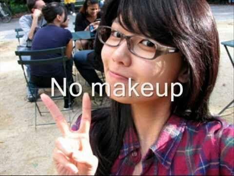Yoona girls generation without makeup