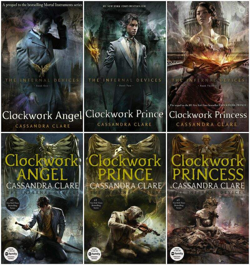 the mortal instruments books - 800×847