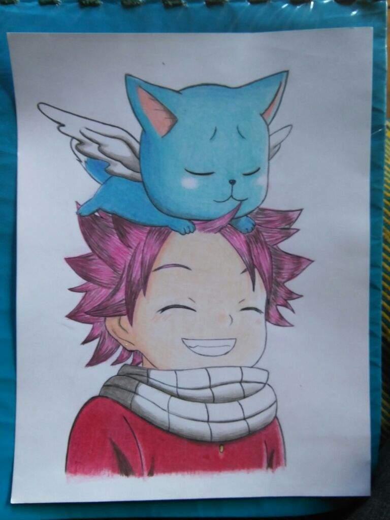 Mi segundo Dibujo a color \