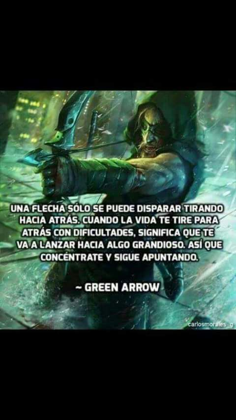 Arrow Cómics Amino