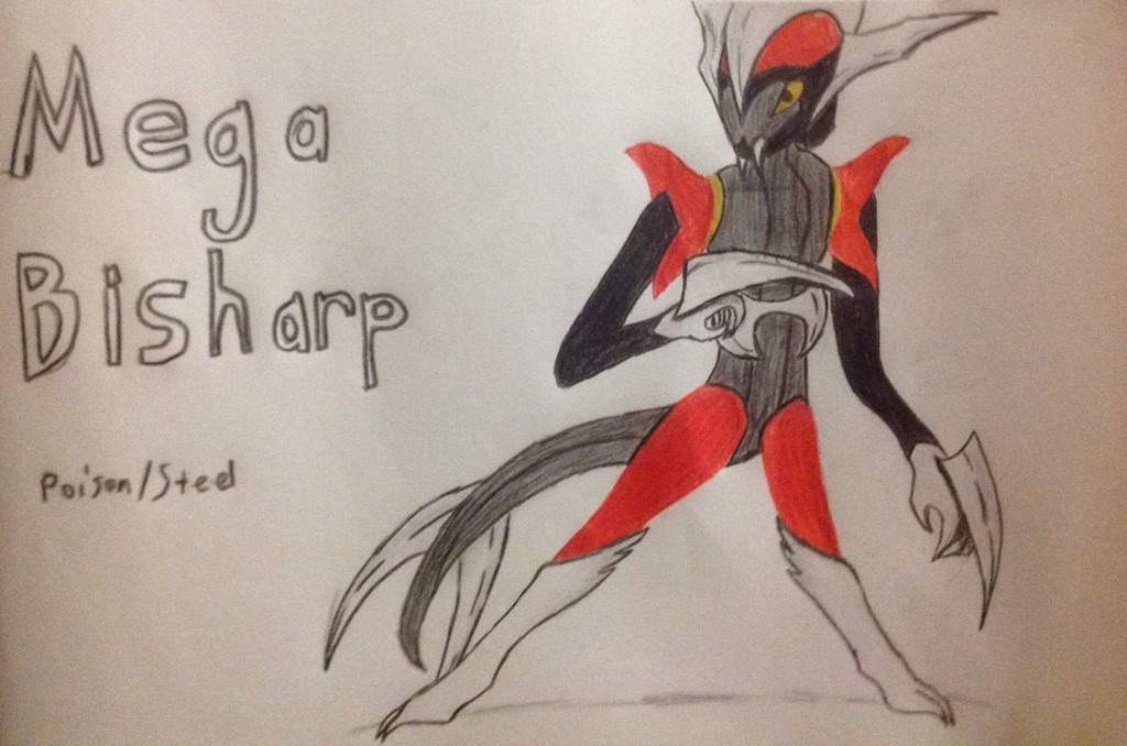 Bisharp Concept Art